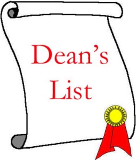 Deans List On Resume Modern Luxury Dallas Creative